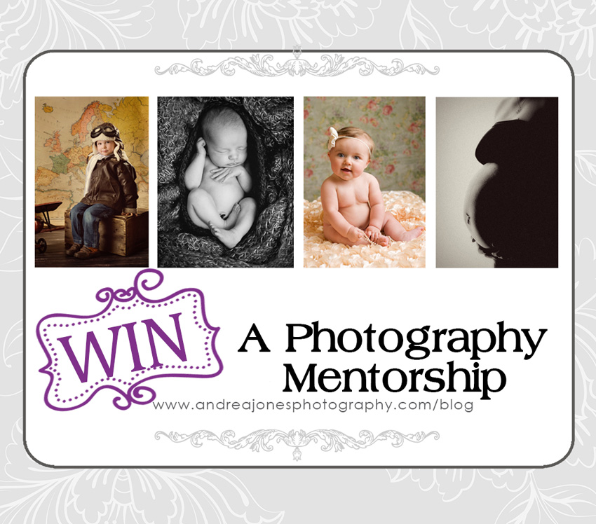 Win a photography mentorship